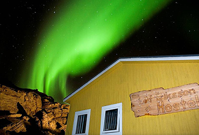 LODGING IN SOUTH GREENLAND